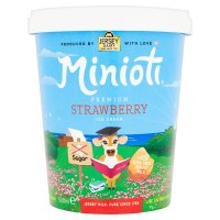 Minioti Strawberry Ice Cream