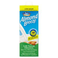 Blue Diamond Almonds almond breeze reduced sugar