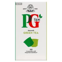 PG Tips Green Tea 10 Capsules