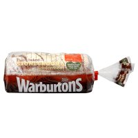 Warburtons Stoneground wholemeal batch loaf