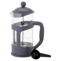 Waitrose Grey 8 Cup Cafetiere