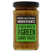 Waitrose Cooks' Ingredients green Thai paste