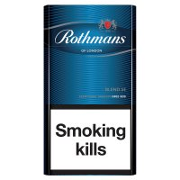 Rothmans blend 55 superkings blue