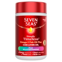 Seven Seas cod liver oil plus A-Z