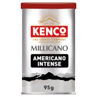 Kenco Millicano Wholebean Instant Dark Roast