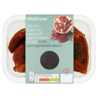 Waitrose Middle Eastern Lamb Chops