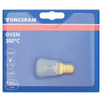 Image of GE oven lamp 25W SES E14