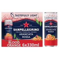 San Pellegrino sparkling blood orange