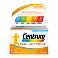 Centrum performance tablets
