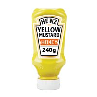 Heinz Honey Yellow Mustard