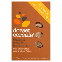 Dorset Cereals 6 Bars Alomond Brazil & Hazelnut