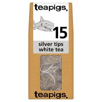 Teapigs silver tips white tea 15 tea bags