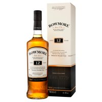Bowmore Islay malt whisky 12 years old