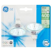 GE start halogen GU5.3 MR16 35W 12V