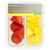 Waitrose Mango & Strawberry