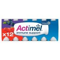 Actimel blueberry & strawberry