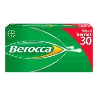 Berocca tablets mixed berries
