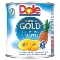 Dole Tropical Gold Pineapple Slices