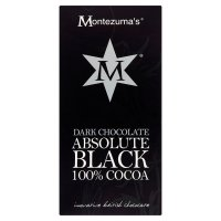 Montezuma's Dark Chocolate Absolute Black