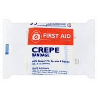 First Aid Crepe Bandage