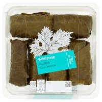 Waitrose stuffed vine leaves