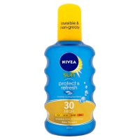 Nivea sun protect refresh spray 30