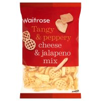 Waitrose cheese with a jalapeno twist