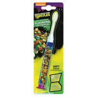Turtles Battery Flashing Toothbrush