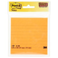 Post-it notes super sticky square