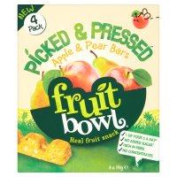 Fruit Bowl Apple & Pear Bars