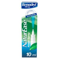 Benadryl NaturEase Spray