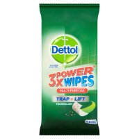 Dettol 3XPower MultiPurpose Wipes