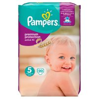 Pampers active fit 5 junior 11-25kg