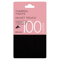 John Lewis W 100D thermal tights black