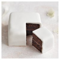 Mini Taster Cake Chocolate Sponge