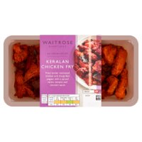 Waitrose Indian Keralan Chicken Fry