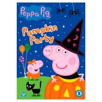 DVD Peppa Pig Pumpkin Party