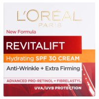 L'Oréal revitalift day cream SPF30