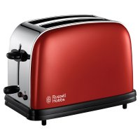 Russell Hobbs Flame red toaster Model 18951