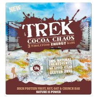 Trek Cocoa Chaos Energy Bars