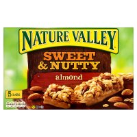 Nature Valley sweet & nutty almond