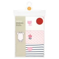 Waitrose 3 PK SPECIAL BUY GIRLS CAT BODYS