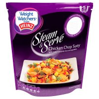 Heinz weight watchers steam chicken chop suey