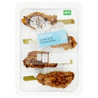 Waitrose World Deli Lamb, Pork Harissa Koftas
