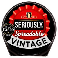 Seriously Strong Vintage Spreadable