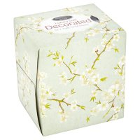 Image of Bloomsbury & Tate Decorated Luxury Facial Tissues