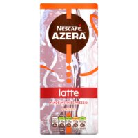 Nescafé Azera latte coffee