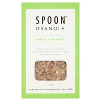 Spoon Granola Apple + Peanut
