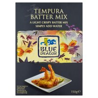 Blue Dragon tempura batter mix