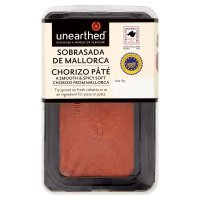 Unearthed Chorizo Pate